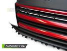 VW T6 2015-2019 Решетка радиатора без значка с красными полосками