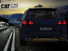 VW Touareg 02-10 Фонари светодиодные, CARDNA, красно-тонированные