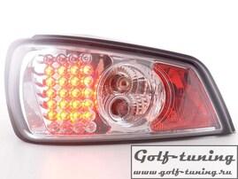 Peugeot 306 97-00 Фонари светодиодные, хром