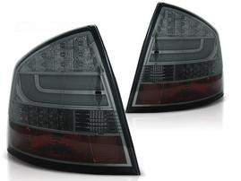 Skoda Octavia 04-11 Седан Фонари lightbar design тонированные