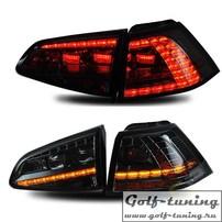 VW Golf 7 12-17 Фонари светодиодные, тонированные