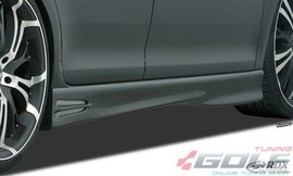 "Citroen Berlingo 08-18/Peugeot Partner 08-18 Накладки на пороги ""GT4"""