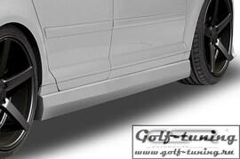 Audi A3 8PA 5Дв 04-12 Накладки на пороги