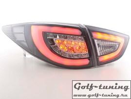 Hyundai IX35 Фонари светодиодные, черные
