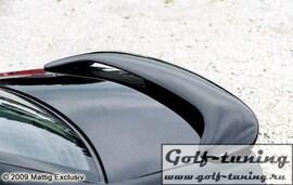 Opel Vectra B 99-02 Седан Спойлер на крышку багажника