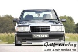 Mercedes W201 Спойлер переднего бампера