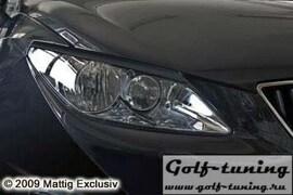 Seat Ibiza 6J 08- Ресницы
