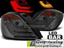 Opel Astra H GTC 04-09 3D Фонари светодиодные, тонированные Lightbar