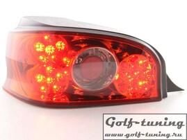 Citroen Saxo 96-02 Фонари светодиодные, красные