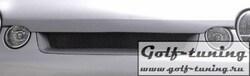 VW Polo 9N 01-05 Решетка радиатора без логотипа с сеткой
