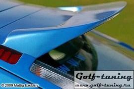 Ford Focus 04-08 Хэтчбэк Спойлер на крышку багажника