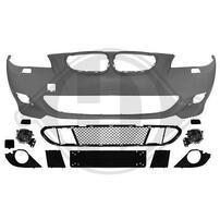 BMW E60/E61 03-10 Бампер передний