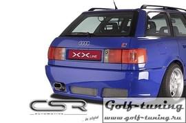Audi 80 B3/B4 Универсал Бампер задний XX-Line design