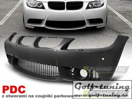 BMW E90 08-12 Бампер передний M3 Style