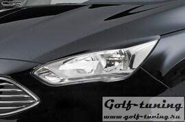 Ford C-Max/Grand C-Max 15- Реснички на фары