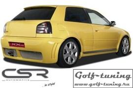 Audi S3 8L 96-03 Бампер задний XX-Line design