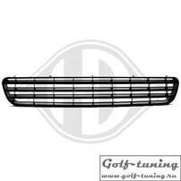 Audi A3 8L 96-00 Решетка радиатора без значка черная