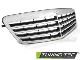 Mercedes W212 09-13 Решетка радиатора хром