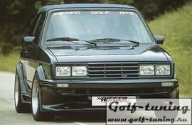 VW Golf 1 Передний бампер