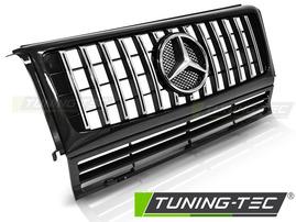 Mercedes W463 90-12 Решетка радиатора в стиле W464 G63