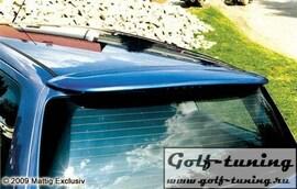 Ford Focus 98-04 Универсал Спойлер на крышку багажника