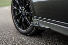 VW T6.1 20- Накладки на пороги для авто с короткой базой