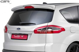 Ford S-MAX 06-15 Спойлер на крышку багажника