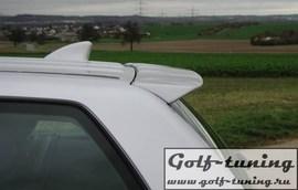 VW Touareg 7L 02-07 Спойлер на крышку багажника