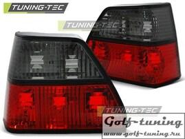 VW Golf 2 Фонари красно-тонированные