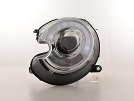 Mini One/Cooper 06-10 Фары с LED габаритами хром