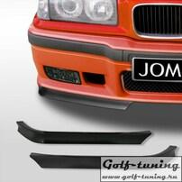 BMW E36 Спойлер переднего бампера (губа)