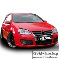 VW Golf 5 Передний бампер R-Look
