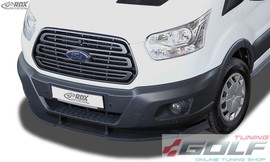 Ford Transit MK7 14-18 Накладка на передний бампер Vario-X