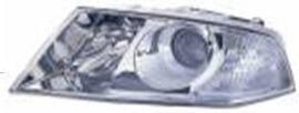 Skoda Octavia 1Z 04-08 Фары неоригинальные под ксенон