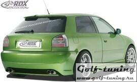 Audi A3 8L Накладки на пороги GT4 ReverseType