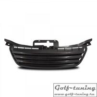 VW Touran 03-06 Решетка радиатора без значка черная
