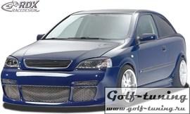 Opel Astra G Бампер передний GT-Race