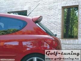 Peugeot 207 06- Спойлер на крышку багажника