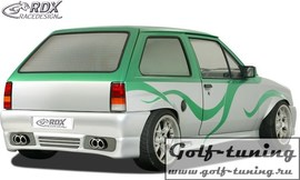 Opel Corsa A Бампер задний GT4