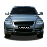 VW Touareg 7L 02-06 Решетка без значка черная