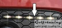 VW Golf 5 GTI Дневные ходовые огни Rieger