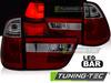 BMW X5 98-03 Фонари led bar design красно-тонированные