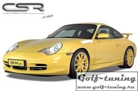 Porsche 911/996 03-06 Бампер передний SX-Line design
