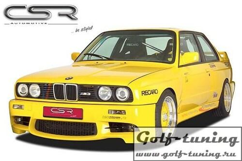 BMW E30 86-92 Бампер передний