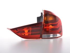 BMW X1 E84 09-13 Фонари светодиодные красные