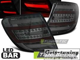 Mercedes W204 07-10 Универсал Фонари светодиодные, тонированные Lightbar