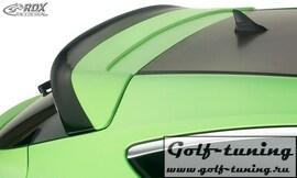 Opel Astra J GTC Спойлер на крышку багажника