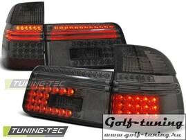 BMW E39 97-00 Универсал Фонари светодиодные, тонированные