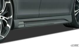 RENAULT Megane 1 Coupe/Cabrio Накладки на пороги GT-Race