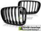 BMW X3 F25 10-14 Решетки радиатора (ноздри) глянцевые